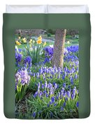 Beautiful Spring Day Duvet Cover by Carol Groenen