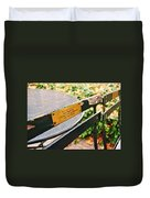 Big Apple Love Duvet Cover by JAMART Photography