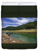 Big Elk Creek Duvet Cover by Chad Dutson