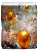 Birth Duvet Cover by Photodream Art