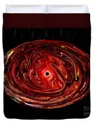 Black Hole Duvet Cover by David Lee Thompson