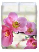 Blossoms Duvet Cover by Marion Cullen