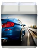 BMW Duvet Cover by Lanjee Chee