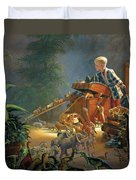 Bon Voyage Duvet Cover by Greg Olsen