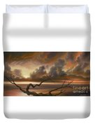 Botany Bay Duvet Cover by James Christopher Hill