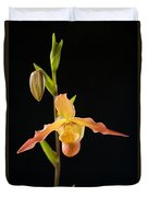 Bright Orchid Duvet Cover by Ron Dahlquist - Printscapes