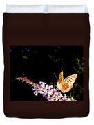 Butterfly Banquet 1 Duvet Cover by Will Borden