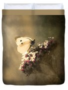 Butterfly Spirit #01 Duvet Cover by Loriental Photography