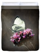 Butterfly Spirit #02 Duvet Cover by Loriental Photography