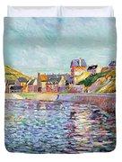 Calvados Duvet Cover by Paul Signac
