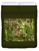 Camouflage Duvet Cover by Methune Hively