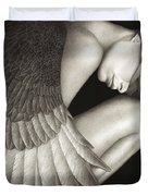 Captivity Duvet Cover by Pat Erickson