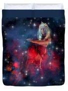 Cerces Duvet Cover by Corey Ford