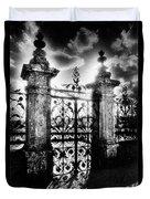 Chateau De Carrouges Duvet Cover by Simon Marsden