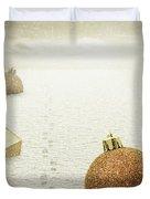 Christmas Journey Duvet Cover by Wim Lanclus