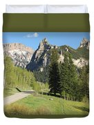 Cimarron Country Duvet Cover by Eric Glaser