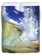 Clear Water Duvet Cover by Vince Cavataio - Printscapes