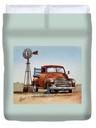 Country Memories Duvet Cover by James Williamson