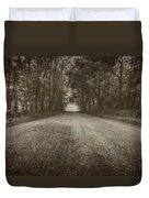 Country Road Duvet Cover by Everet Regal