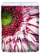 Crazy Daisy Duvet Cover by Christopher Beikmann