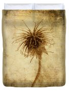 Crown Of Thorns Duvet Cover by John Edwards