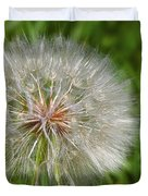 Dandelion Puff - The Summer Queen Duvet Cover by Christine Till
