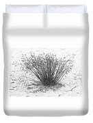 Death Valley National Park - Hot - Dry - Beautiful Duvet Cover by Christine Till