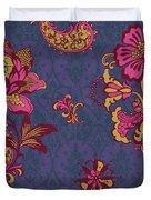 Deco Flower Purple Duvet Cover by JQ Licensing