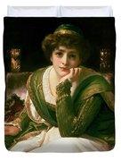 Desdemona Duvet Cover by Frederic Leighton