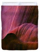 Desert Tapestry Duvet Cover by Mike  Dawson