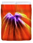 Desire Duvet Cover by Wingsdomain Art and Photography