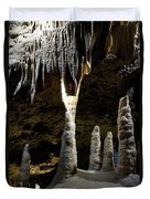 Devils's Cave 4 Duvet Cover by Heiko Koehrer-Wagner
