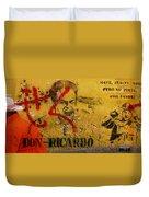 Don-ricardo Duvet Cover by Skip Hunt