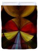 Dragonfly Duvet Cover by Jill English