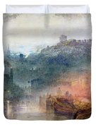 Dudley Duvet Cover by Joseph Mallord William Turner