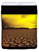 El Mirage Desert Duvet Cover by Larry Dale Gordon - Printscapes