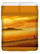 Elixir Of Life Duvet Cover by Holly Kempe