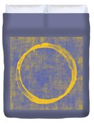 Enso 1 Duvet Cover by Julie Niemela