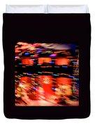 Explosion Duvet Cover by Chris Dutton