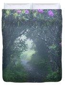 Fairy Path Duvet Cover by Rob Travis