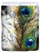 FeMale Duvet Cover by Tara Thelen - Printscapes
