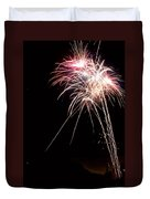 Fireworks 70 Duvet Cover by James BO  Insogna