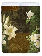 Flower Patchwork 2 Duvet Cover by JQ Licensing