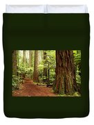 Forest Duvet Cover by Les Cunliffe
