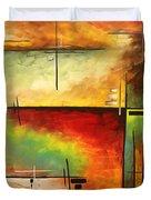 Forgotten Promise by MADART Duvet Cover by Megan Duncanson