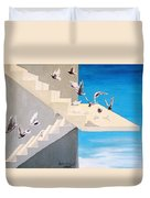 Form Without Function Duvet Cover by Steve Karol