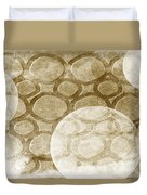 Formed In Fall Duvet Cover by Angelina Vick