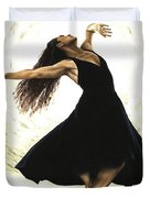 Free Spirit Duvet Cover by Richard Young