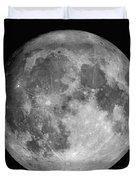 Full Moon Duvet Cover by Roth Ritter