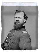 General James Mcpherson  Duvet Cover by War Is Hell Store
